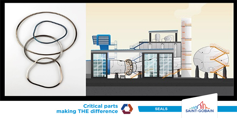 natural gas turbine metal seals